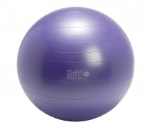 Gymnastikball 65 purple violett